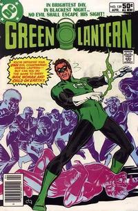 Cover Thumbnail for Green Lantern (DC, 1976 series) #139