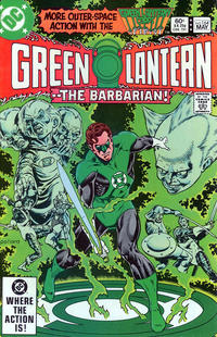 Cover for Green Lantern (DC, 1960 series) #164 [Direct-Sales]