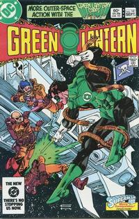 Cover Thumbnail for Green Lantern (DC, 1976 series) #168 [Direct-Sales]