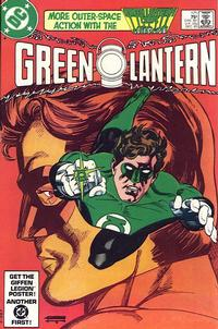 Cover for Green Lantern (DC, 1976 series) #171 [Direct-Sales]