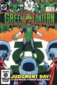 Cover Thumbnail for Green Lantern (DC, 1960 series) #172 [Direct]