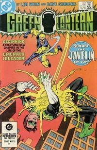 Cover Thumbnail for Green Lantern (DC, 1976 series) #173 [Direct Edition]