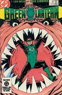 Cover Thumbnail for Green Lantern (DC, 1960 series) #176 [Direct]