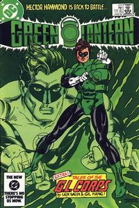 Cover for Green Lantern (DC, 1976 series) #177 [Direct Edition]