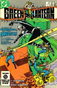 Cover Thumbnail for Green Lantern (DC, 1976 series) #179 [Direct]