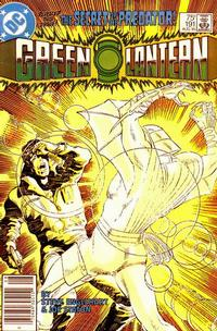 Cover for Green Lantern (DC, 1976 series) #191 [Direct Edition]