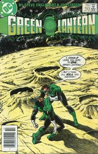 Cover Thumbnail for Green Lantern (DC, 1976 series) #193 [Newsstand Edition]