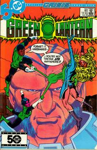 Cover for Green Lantern (DC, 1976 series) #194 [Direct]
