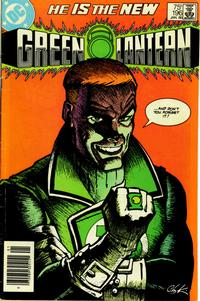 Cover Thumbnail for Green Lantern (DC, 1976 series) #196 [Newsstand]