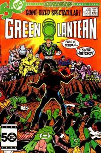 Cover Thumbnail for Green Lantern (DC, 1960 series) #198 [Direct]