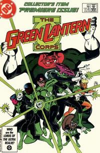 Cover Thumbnail for Green Lantern (DC, 1960 series) #201 [Direct]