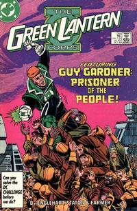 Cover Thumbnail for Green Lantern (DC, 1960 series) #205 [Direct]