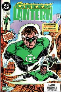 Cover Thumbnail for Green Lantern (DC, 1990 series) #1