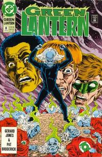 Cover Thumbnail for Green Lantern (DC, 1990 series) #8