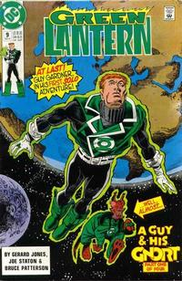 Cover Thumbnail for Green Lantern (DC, 1990 series) #9 [Direct]