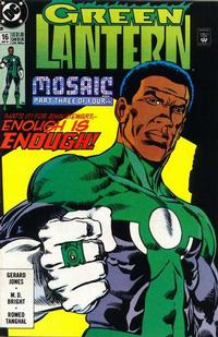 Cover Thumbnail for Green Lantern (DC, 1990 series) #16 [Direct]