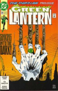 Cover Thumbnail for Green Lantern (DC, 1990 series) #32