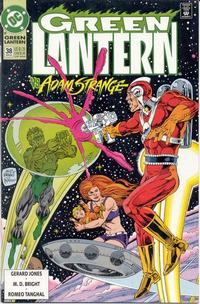 Cover Thumbnail for Green Lantern (DC, 1990 series) #38