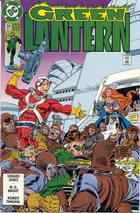 Cover Thumbnail for Green Lantern (DC, 1990 series) #39 [Direct]