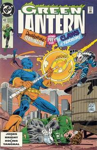 Cover Thumbnail for Green Lantern (DC, 1990 series) #42 [Direct]