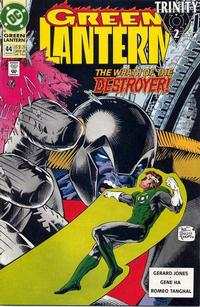 Cover Thumbnail for Green Lantern (DC, 1990 series) #44 [Direct]