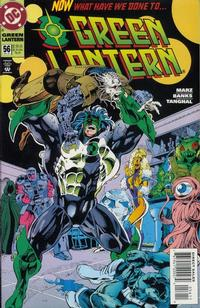 Cover Thumbnail for Green Lantern (DC, 1990 series) #56