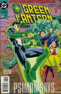 Cover Thumbnail for Green Lantern (DC, 1990 series) #57 [Direct Edition]