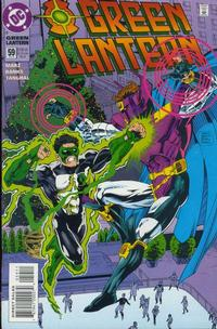 Cover Thumbnail for Green Lantern (DC, 1990 series) #59 [Direct Sales]