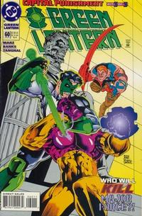 Cover Thumbnail for Green Lantern (DC, 1990 series) #60