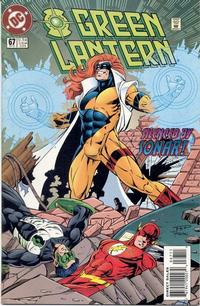 Cover Thumbnail for Green Lantern (DC, 1990 series) #67 [Direct Sales]