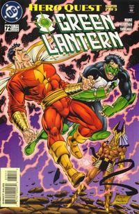 Cover Thumbnail for Green Lantern (DC, 1990 series) #72