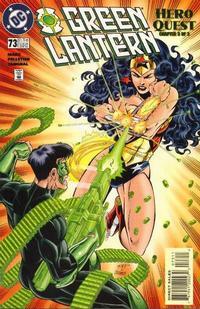 Cover Thumbnail for Green Lantern (DC, 1990 series) #73