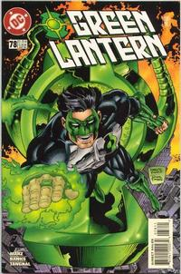Cover Thumbnail for Green Lantern (DC, 1990 series) #78 [Direct Sales]