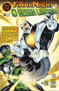 Cover Thumbnail for Green Lantern (DC, 1990 series) #80