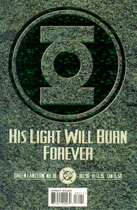 Cover Thumbnail for Green Lantern (DC, 1990 series) #81 [Collector's Edition]