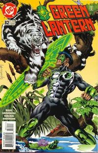 Cover Thumbnail for Green Lantern (DC, 1990 series) #82 [Direct Sales]