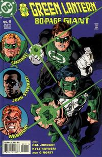 Cover Thumbnail for Green Lantern 80-Page Giant (DC, 1998 series) #1