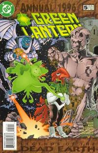 Cover Thumbnail for Green Lantern Annual (DC, 1992 series) #5