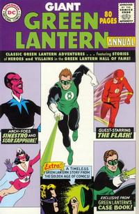 Cover Thumbnail for Green Lantern Annual, No 1, 1963 issue (DC, 1998 series)