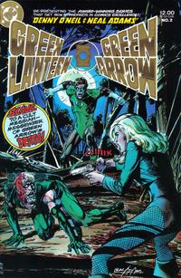 Cover Thumbnail for Green Lantern / Green Arrow (DC, 1983 series) #2