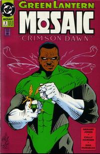 Cover Thumbnail for Green Lantern: Mosaic (DC, 1992 series) #3