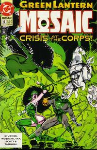 Cover Thumbnail for Green Lantern: Mosaic (DC, 1992 series) #6
