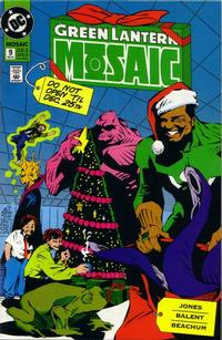 Cover Thumbnail for Green Lantern: Mosaic (DC, 1992 series) #9