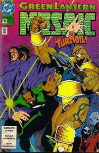 Cover Thumbnail for Green Lantern: Mosaic (DC, 1992 series) #10