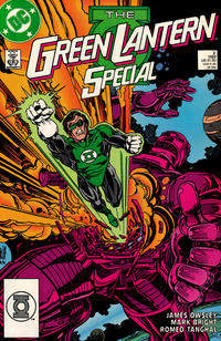 Cover Thumbnail for Green Lantern Special (DC, 1988 series) #2 [Direct]