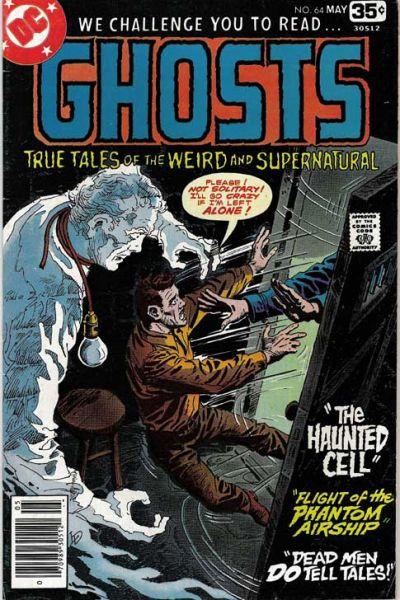 Cover for Ghosts (DC, 1971 series) #64