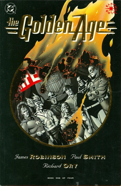 Cover for The Golden Age (DC, 1993 series) #1