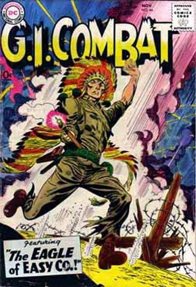 Cover for G.I. Combat (DC, 1957 series) #66
