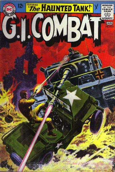 Cover for G.I. Combat (DC, 1957 series) #103