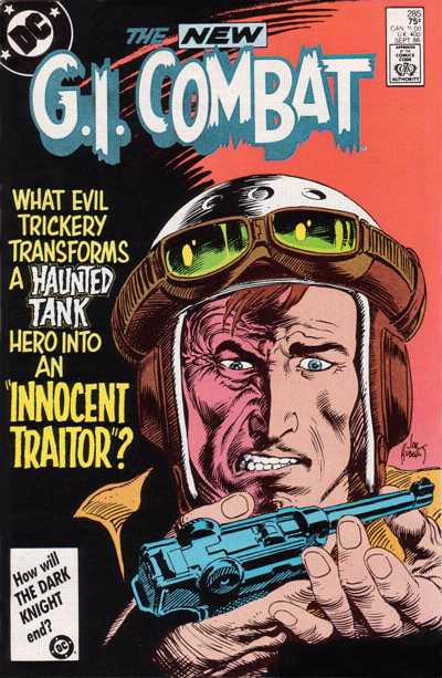 Cover for G.I. Combat (DC, 1957 series) #285 [Direct Sales]